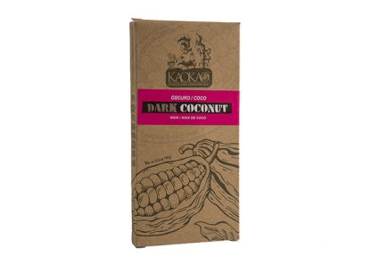 dark chocolate coconut 100
