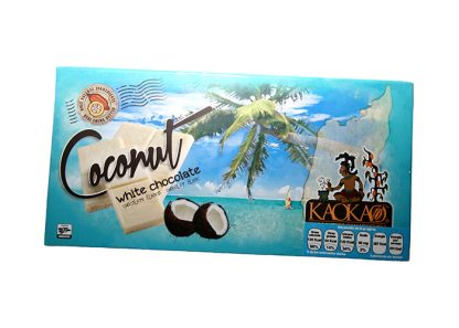 white chocolate coconut