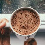 Hot Chocolate Mexican Drink